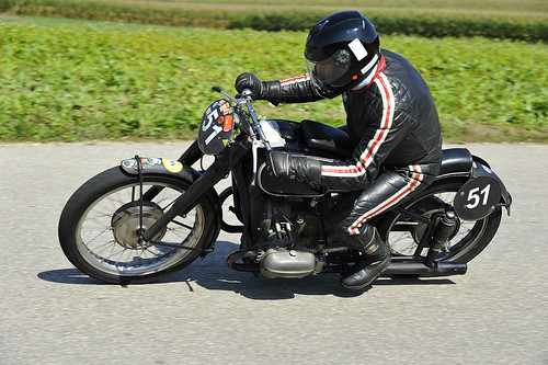 classic motorcycle Oldtimer Grand Prix 2012 Schwanenstadt Austria Copyright B. Egger :: eu-moto images 1081