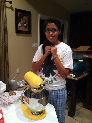 Cupcake maker, Lori