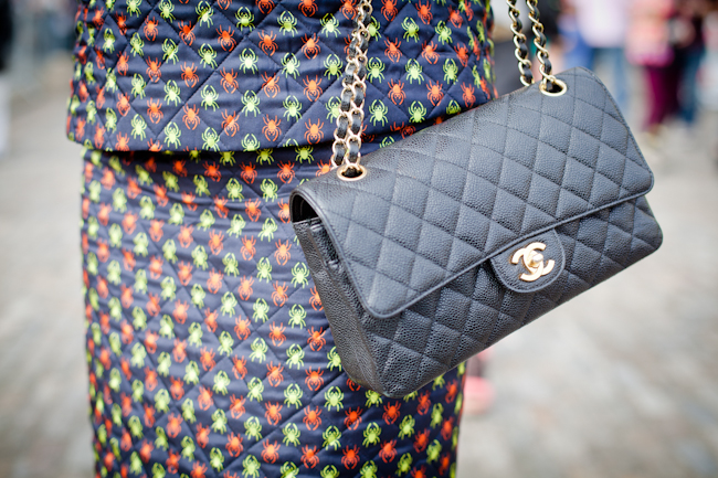 London Fashion Week SS13: We Heart Handbags 6