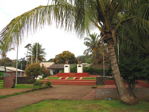 Plaza de Hanga Roa