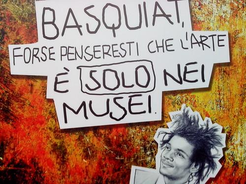 Senza Basquiat by Ylbert Durishti