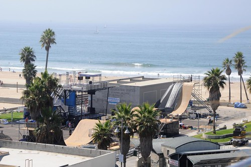 """""""Sony Big Air Triples"""" in Venice: Saturday, Sept. 22nd"""