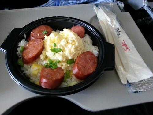Portuguese Sausage Skillet on Alaska