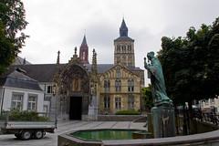 Maastricht - Basilique Saint Servais