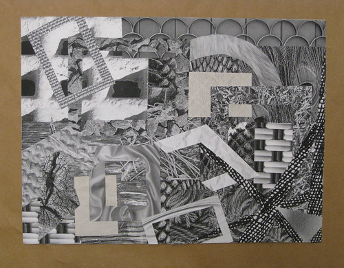 Texture Collages