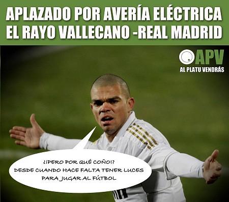 Foto montaje Pepe luces futbol APV