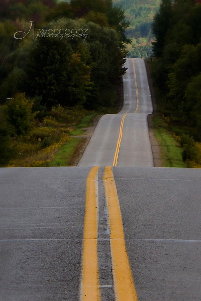 hilltop driving