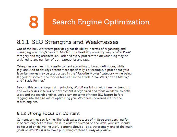 Miễn phí ebook học WordPress Digging to WordPress 210