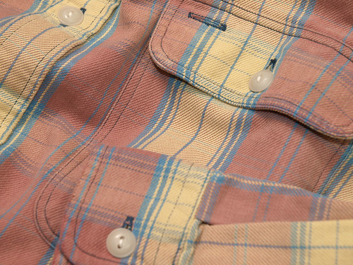 RRL / Flannel Workshirts