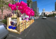 Park(ing) Day 2012 - UNLV Downtown Design Center Installation