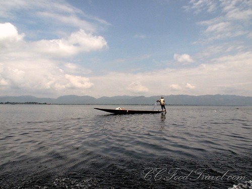 The must-take photo on Inle