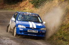 Malcolm Wilson Rally (March 2012)