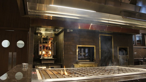 Beech Ovens Charcoal pit, Wood Fired Shawarma, Rotisserie oven with smoke box and Stone Hearth Oven by Beech Ovens