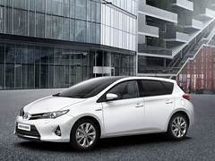 [Free Images] Transportation, Cars, Toyota, Toyota Auris ID:201210110000