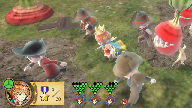 New Little King's Story on PS Vita