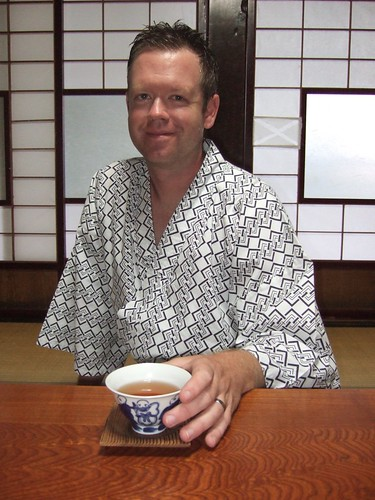 Dan, Robe, Tea