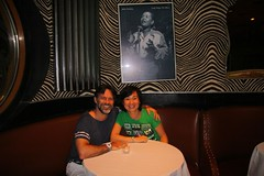 At Billie Holiday\'s seat