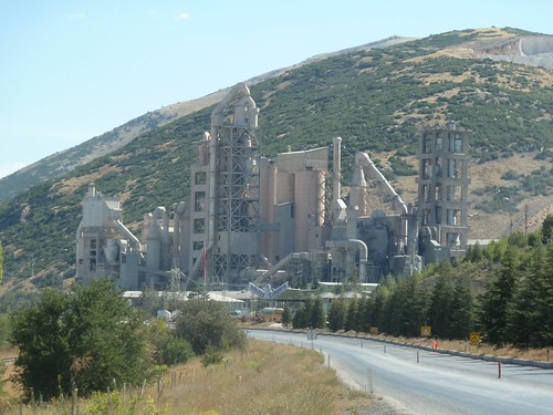 Goltas cement factory outside Isparta by mattkrause1969