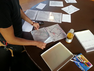 Participatory Mapping Station