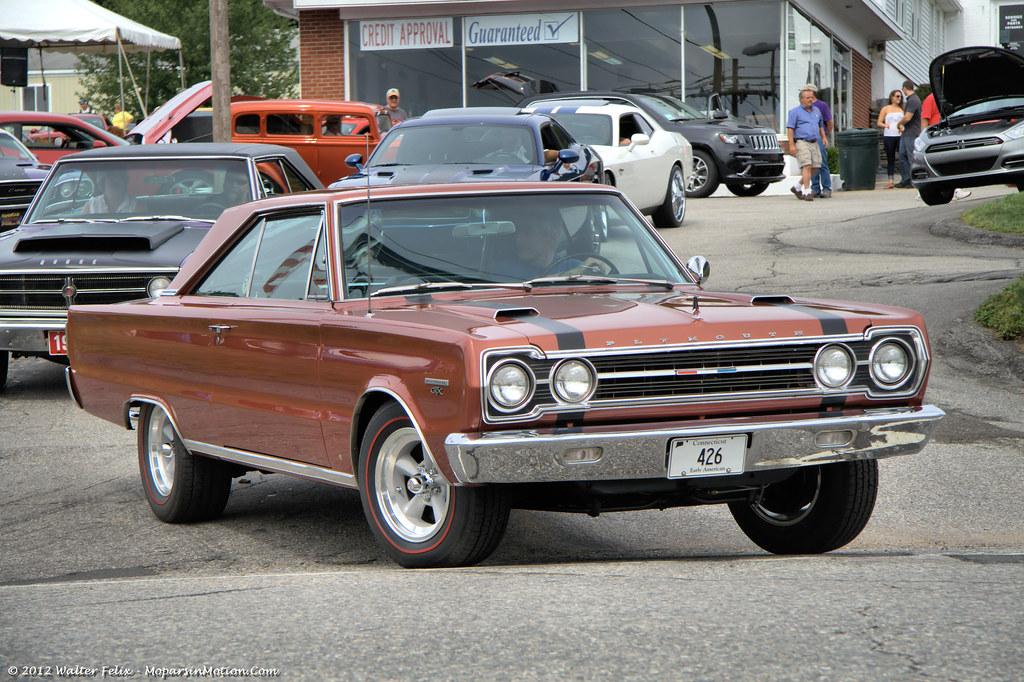 1967 Hemi Plymouth Belvedere GTX