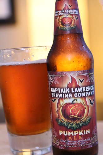 Captain Lawrence Brewing Company Pumpkin Ale