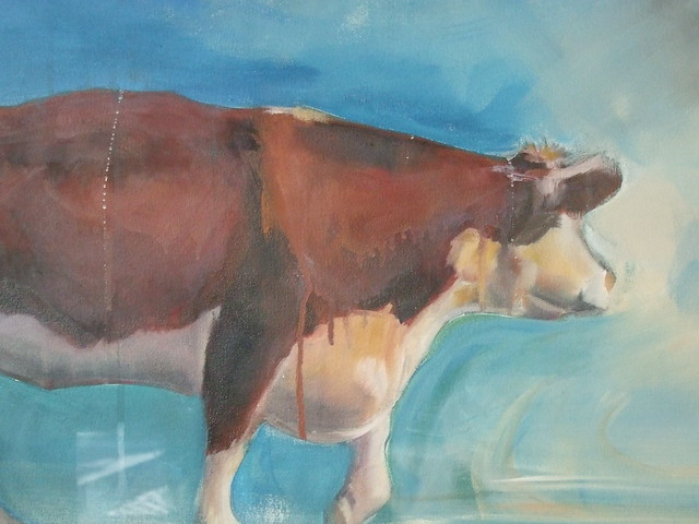 Litherland wistful cow