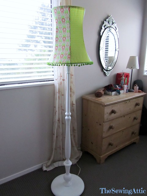 Re-cycled lamp