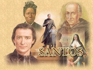 Los santos de la Iglesia