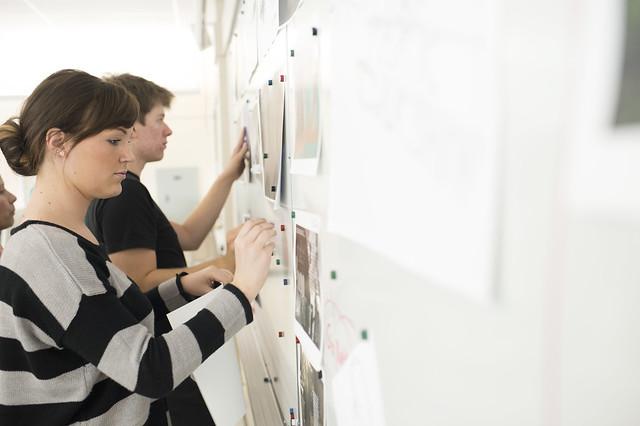 UFV Graphic and Digital Design program