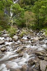Aber Falls, North Wales