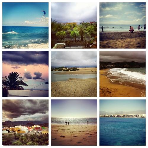 #PicFrame Gran Canaria by icotikismikis