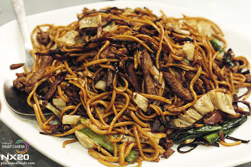 imbi palace Braised Noodle with Duck Meat