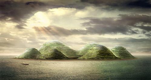 Рядом со Стамбулом может появиться массивный искусственный остров ХаввАда