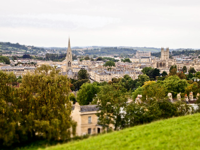 View of Bath