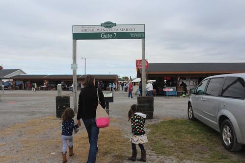 Day 61: The Shipshewana Flea Market in Indiana.