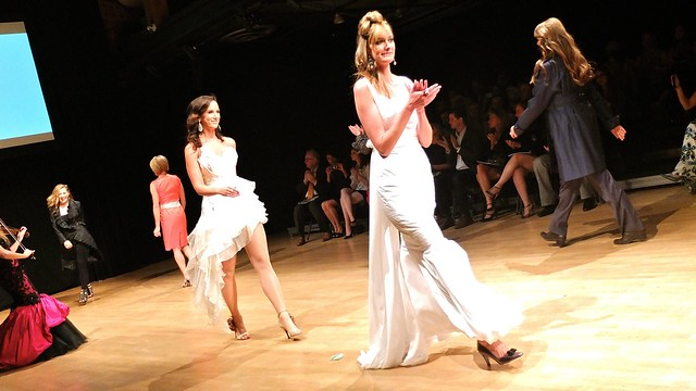 "Malene Grotrian Design's ""New Heights"" Fashion Show 