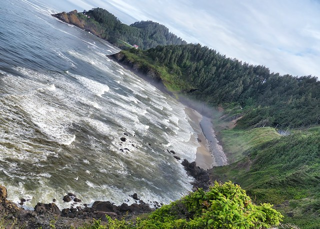 Heceta Head Siuslaw National Forest Near Florence Or