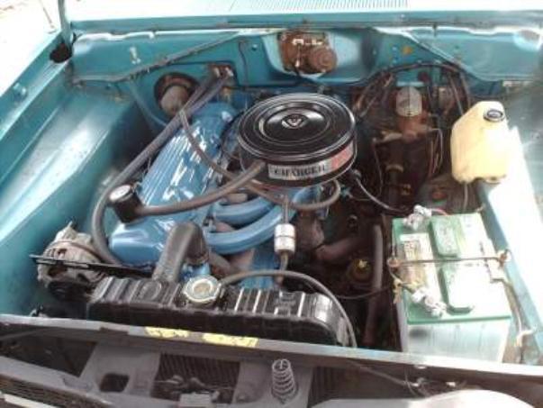69 Dart Engine