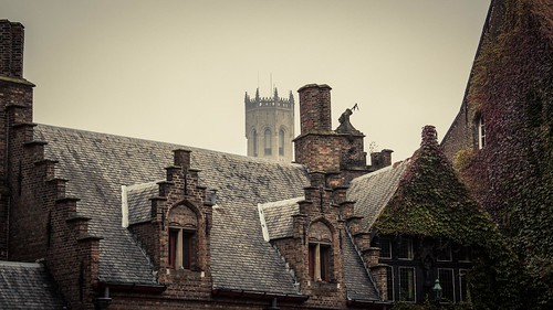 Lost in Bruges : Tour et Détours - Photo : Gilderic