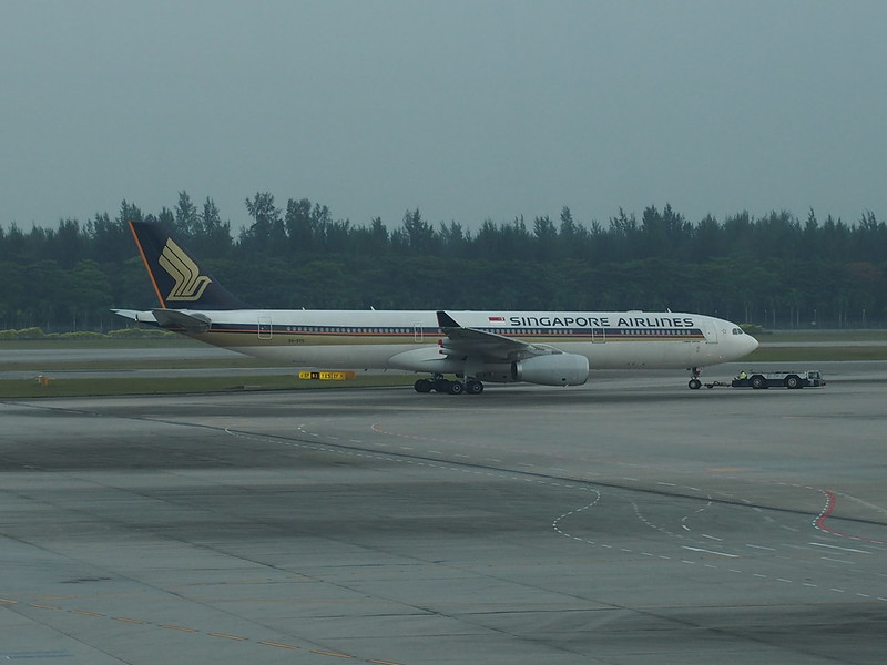 Changi AP in Sigapore