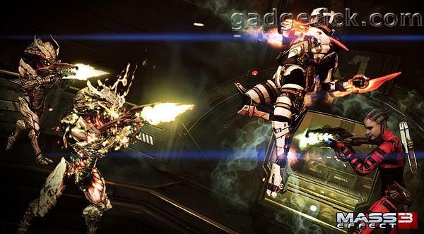 DLC Mass Effect 3 Retaliation