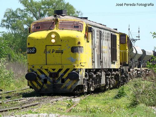 ALCO FPD7 8402 - GM GA8 5557