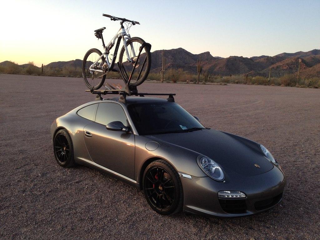 WTB 996997 Porsche Roof Rack 6SpeedOnline Porsche