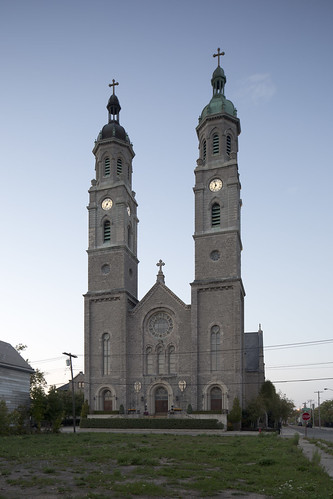 St. Stanislaus Roman Catholic Church, 1883-1886 (Towers, 1908)