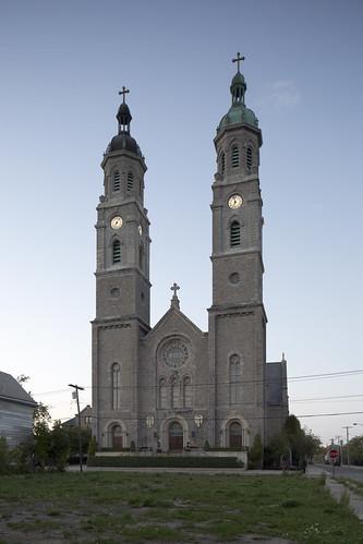 St. Stanislaus Roman Catholic Church, 1883-1886 (Towers, 1908)