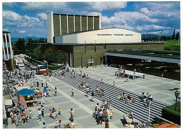 Canberra Theatre Centre, Civic Square, ACT [2]
