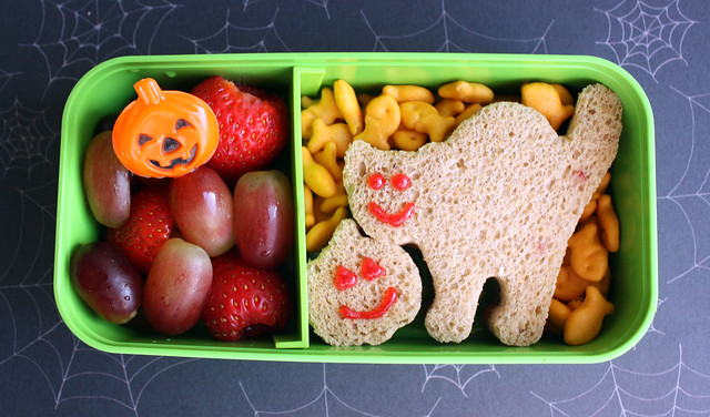 Preschooler Bento #340