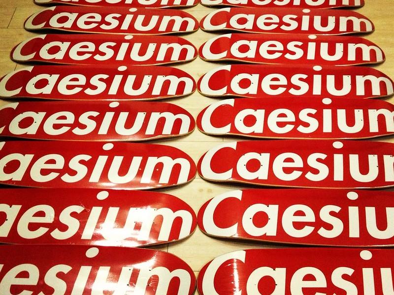 Caesium Cruiser Deck