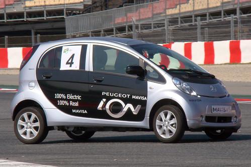 ECOseries Circuit Catalunya 2012