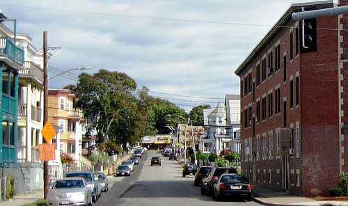 a street in the TNT district (c2012 FK Benfield)
